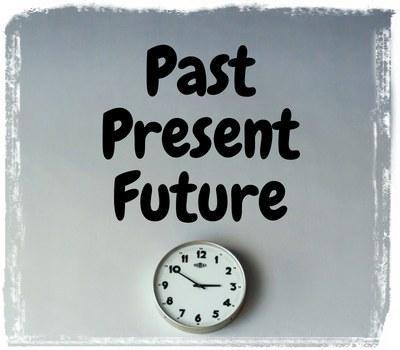 past simple, present simple, future simple