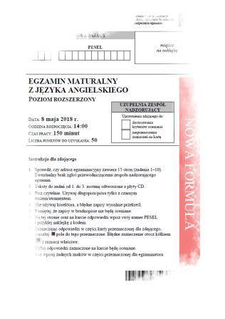 Kurs do matury rozszerzonej z angielskiego w Bydgoszczy