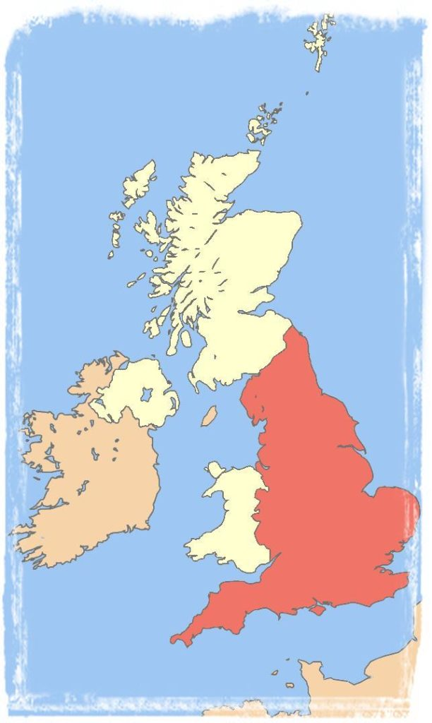 Mity o Wielkiej Brytanii